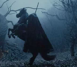 German Headless Horseman
